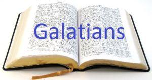 Galatians 1 Bible Study
